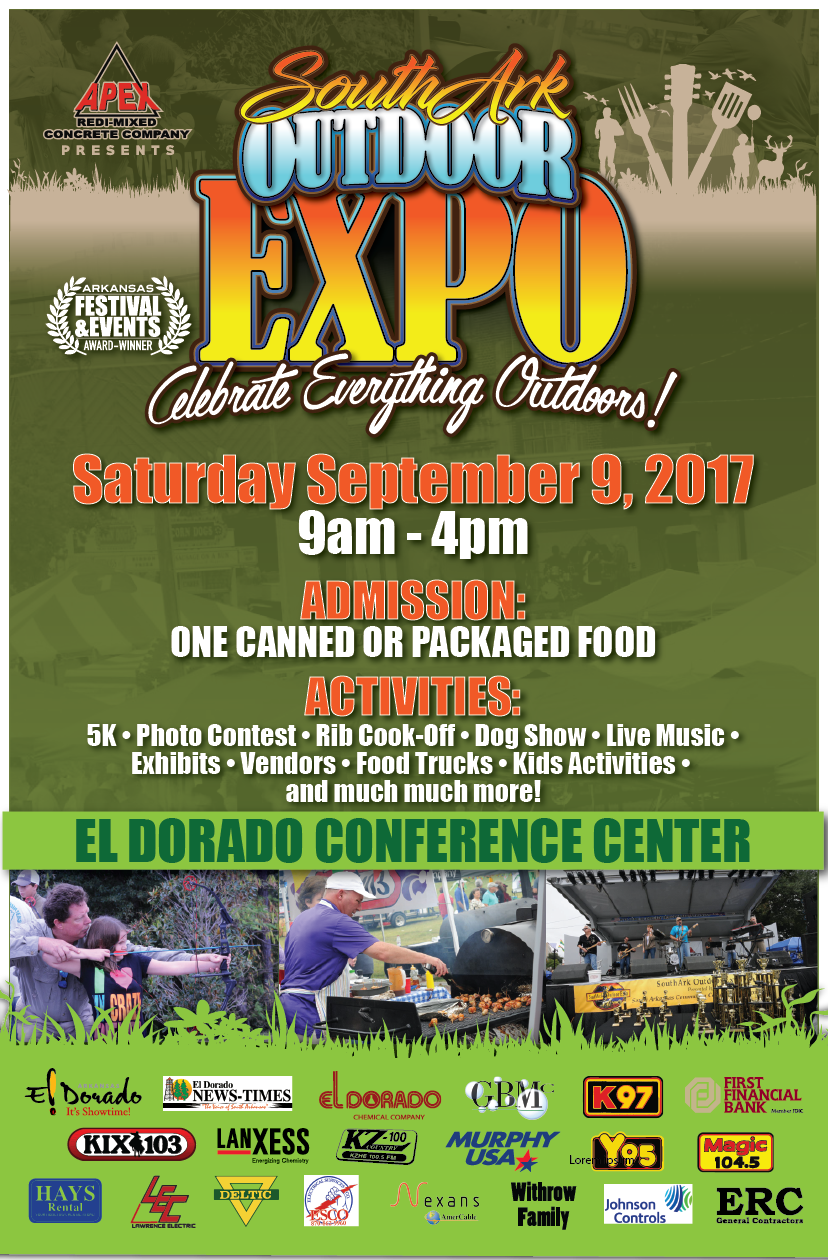 SouthArk Outdoor Expo.  Celebrating Everything Outdoors!